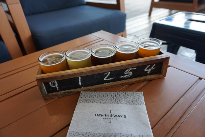 Hemmingways Brewery