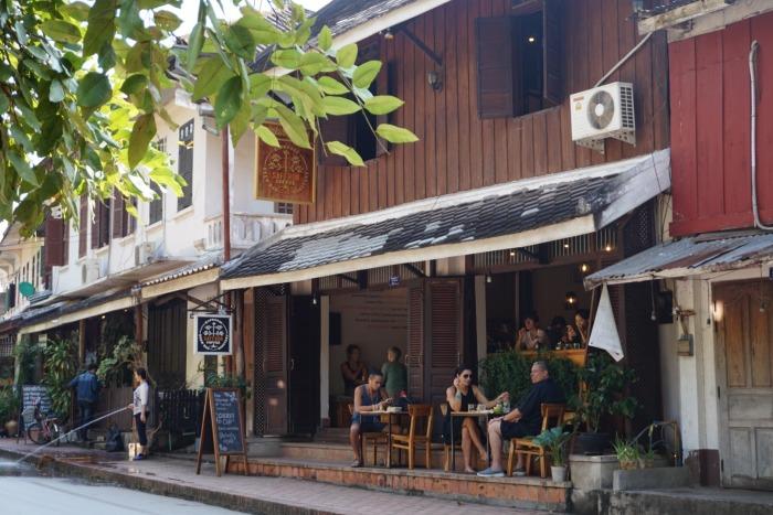 Saffron Luang Prabang