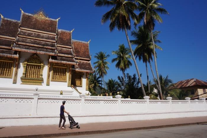 Luang Prabang Town Laos