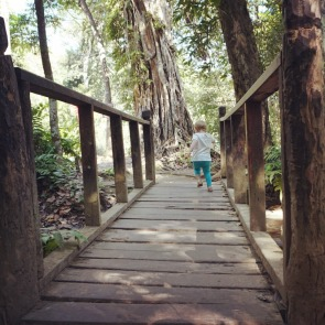 Kuang Si Gardens